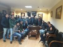YAKUP YıLMAZ - Erdemir İşçileri Türk Metal'i Ziyaret Etti