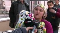 DOĞALGAZ PATLAMASI - Evleri Yanan Suriyeli Aile, Yılın İlk Günü Sokakta Kaldı