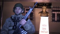 'Hudut Kartalları' Yeni Yıla Vatan İçin Elleri Tetikte Girdi