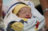 Kahramanmaraş'ta Yeni Yılın İlk Bebeği Doğdu