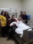 Karaman'da Yeni Yılın İlk Bebeği Elif Oldu