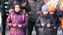Kırıkkale'den Suriyelilere Yardım
