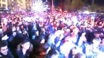 Kırklareli'nde Yeni Yıl Sevinci