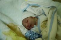 Kırşehir'de Yılın İlk Bebeği 'Erdal' Oldu