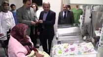 UZUN ÖMÜR - Konya'da Yılın İlk Bebeği