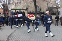 HÜSEYIN AKSOY - Kore Gazisi Mehmet Ecevit Son Yolculuğuna Uğurlandı