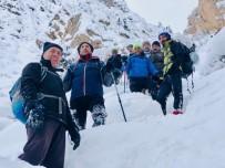 HÜSEYİN ÇELİK - Mar Şalita Manastırı'na Kış Tırmanışı