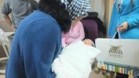 Mardin'de Yılın İlk Bebeği 'Nilay' Bebek Oldu