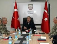 SÜLEYMAN ŞAH - Milli Savunma Bakanı Hulusi Akar: 147 operasyonla 2 bin 398 terörist etkisiz hale getirildi