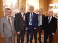 OLGUNLUK - 'Mukaddes Emanetler Hizmetinde Beş Asır' Projesinin Belgesel Gösterimi Yapıldı