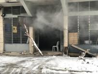 FEVZI ÇAKMAK - Mum İmalatı Yapan İş Yerinde Yangın