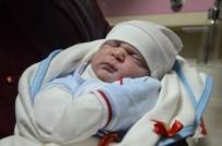 Ordu'da Yeni Yılın İlk Bebeği 'Baran Alparslan'