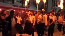 POLONYA - Palandöken'de Yılbaşı Coşkusu