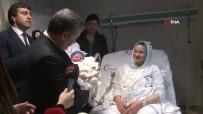 NORMAL DOĞUM - Sağlık Bakanı Koca'dan Yeni Yılın Bebeğine Ziyaret
