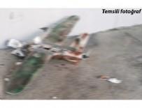 MAKET UÇAK - Şırnak'ta terör örgütünün maket uçakla saldırı girişimi engellendi