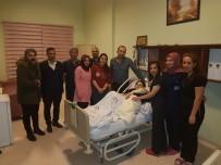 SELAMET - Şırnak'ta Yeni Yılın İlk Bebeği Doğdu