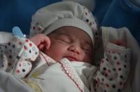 KıZıLPıNAR - Tekirdağ'da Yılın İlk Bebeği Suriyeli Kasım Oldu