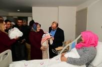 Trabzon'da 2019'Un İlk Bebeği Dünyaya Geldi