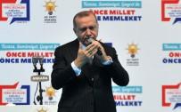 BİREYSEL BAŞVURU - 'Tüm Terör Örgütlerinin Başını Eziyoruz'