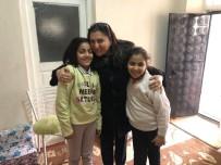 Ünlü'den Açık Kapıya Başvuran Aileye Ziyaret