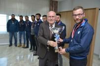 SİVİL HAVACILIK - Uşak Üniversitesi Rektörlük Turnuvaları Sona Erdi
