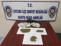 Uyuşturucuyu Otomobilin Dikiz Aynasına Sakladılar Açıklaması 4 Gözaltı
