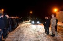 Vali Arslantaş, Yılbaşına Görev Başındaki Polis Ve Jandarma Ekipleri İle Girdi