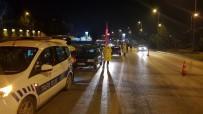 Yarım Saat Arayla İkinci Kez Alkollü Yakalanınca 6 Bin 560 TL Ceza Yedi
