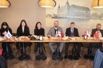 ANADOLU ATEŞI - 41 Burda AVM Basın Mensuplarını Kahvaltıda Ağırladı