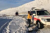 HELIKOPTER - 73 Yaşındaki Hasta Ambulans Helikopterle Kurtarıldı