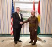 BARZANI - ABD Dışişleri Bakanı Pompeo, Barzani İle Görüştü