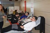 MISYON - Adalet Çalışanlarından Kan Bağışı