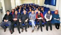 Adliye Çalışanlarına 'Bireyden Topluma Farkındalık' Eğitimi