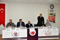 AHMET YıLMAZ - Akçakale'de 'Gazeteciliğin Toplumdaki Yeri' Konulu Panel