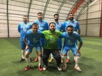 MEMUR - Alaşehir'de Futbol Turnuvasının Finali 16 Ocak'ta