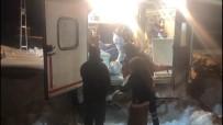 Anne Ve 2 Günlük Bebeği 3,5 Saatlik Çalışma İle Kurtarıldı