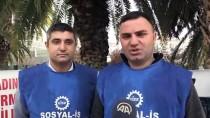 1 EYLÜL - Aydın'da İşten Çıkarılan Otobüs Şoförlerinin Davası
