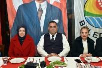 OBJEKTİF - Başkan Can, Gazeteciler Günü'nde Basın Mensuplarıyla Bir Araya Geldi