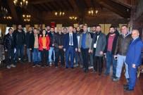SAĞLIK MESLEK LİSESİ - Başkan Görmez, Gazetecileri Ağırladı