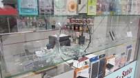 VİTRİN - Bir Gecede 5 İş Yerini Soyan Hırsız Yakalandı