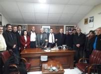 PIR SULTAN ABDAL KÜLTÜR DERNEĞI - Büyükşehir Adayı Gökçe Seçim Çalışmalarını Sürdürüyor