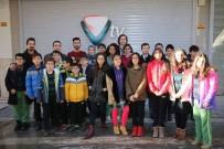 VUSLAT - Çamlıcalı Öğrenciler Çalışan Gazetecileri Unutmadı