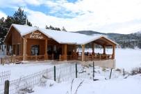 Çamlık Göl Kafe Hizmete Açıldı