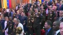 FUAT OKTAY - Cumhurbaşkanı Yardımcısı Oktay, Maduro'nun Yemin Töreni İçin Karakas'ta