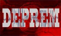 DEPREM - Datça Açıklarında 4.8 Büyüklüğünde Deprem