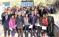 BÜLENT BİLGİÇ - Denizli'de 'Verem Eğitim Ve Propaganda Haftası' Etkinlikleri