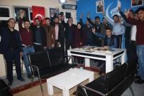 ÜLKÜ OCAKLARı - Dursunbey Ülkü Ocakları Yeniden Yapılandırıldı