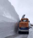 Elazığ'da Kar Nedeniyle 227 Köy Yolu Ulaşıma Kapalı