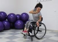 BUCA BELEDİYESİ - Engelleri Spor Ve Dansla Aşıyor