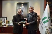DEVRIM - Günaydın'dan Başkan Ataç'a Ziyaret